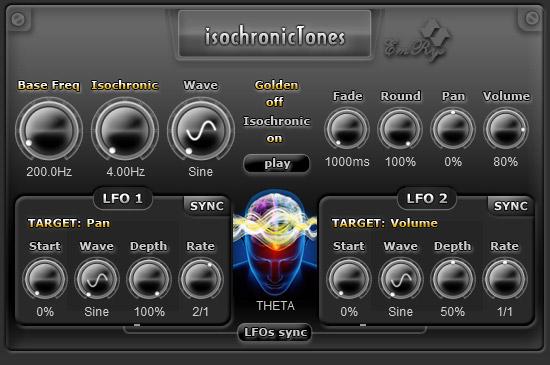 KVR: isochronicTones by SaschArt - Isochronic Tones VST Plugin