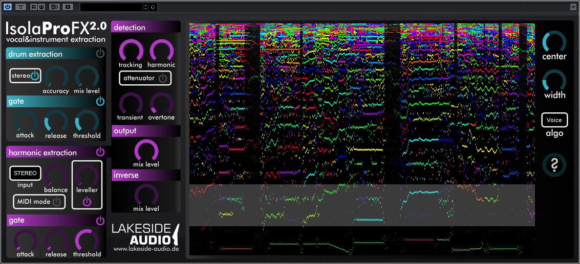 Isola Pro FX 2.0