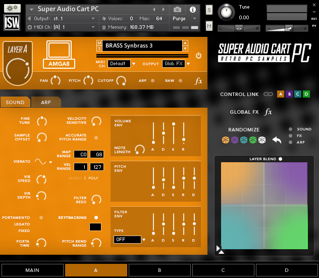 KVR: Impact Soundworks releases Super Audio Cart PC: Virtual