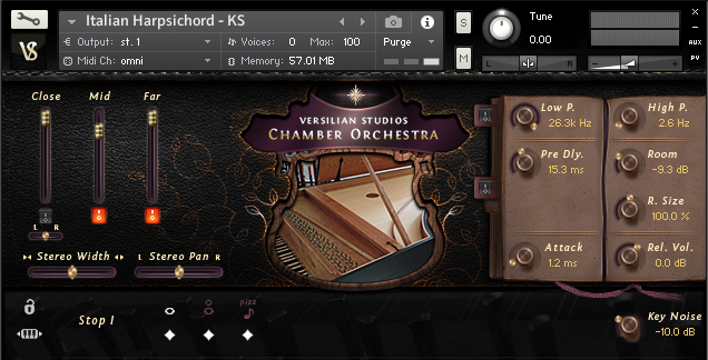 KVR: Chamber Orchestra 2 by Versilian Studios - Chamber