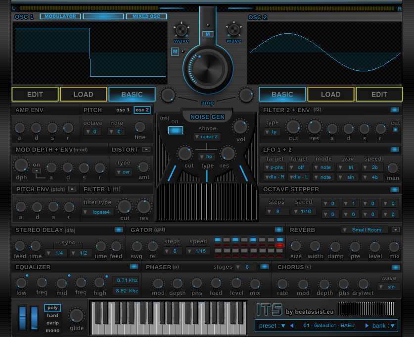 ITS by beatassist.eu - Synth VST VST3