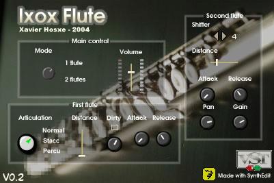 IxoxFlute