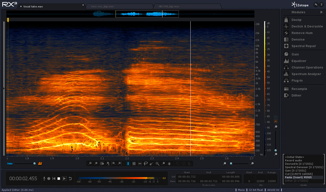 KVR: KVR Interview with iZotope and BT: Artists Making