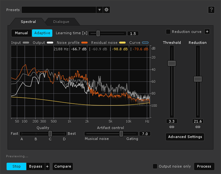 KVR: RX7 Standard by iZotope, Inc  - Audio Repair VST Plugin