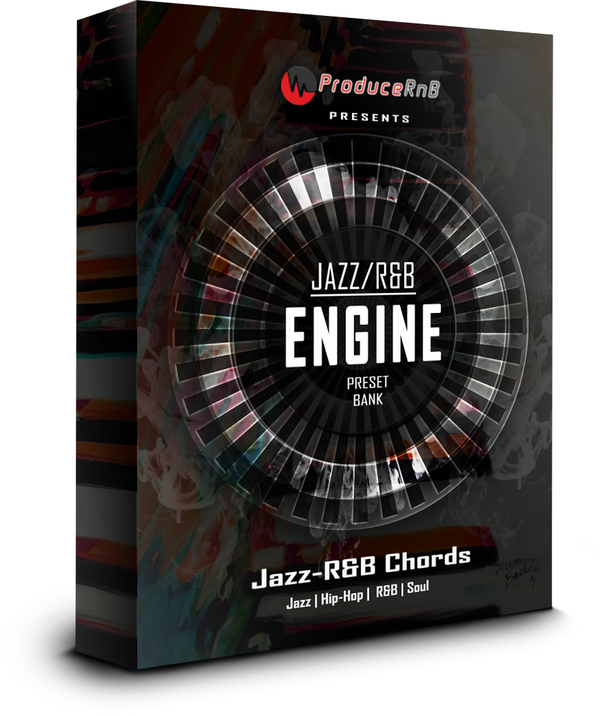 Jazz-R&B Chord Engine Preset Bank