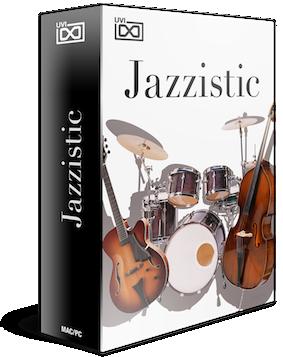 KVR: Jazzistic by UVI - Jazz VST Plugin, Audio Units Plugin and AAX