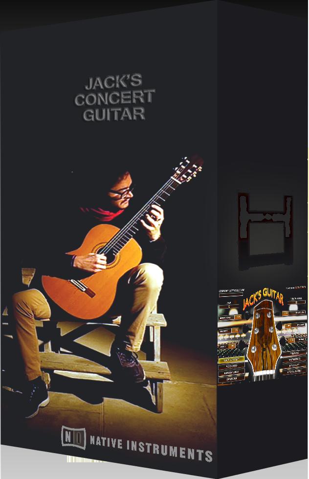 Jack's Concert Guitar