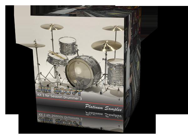 KVR: Platinum Samples release 6 new Session Drummer 3 Kits