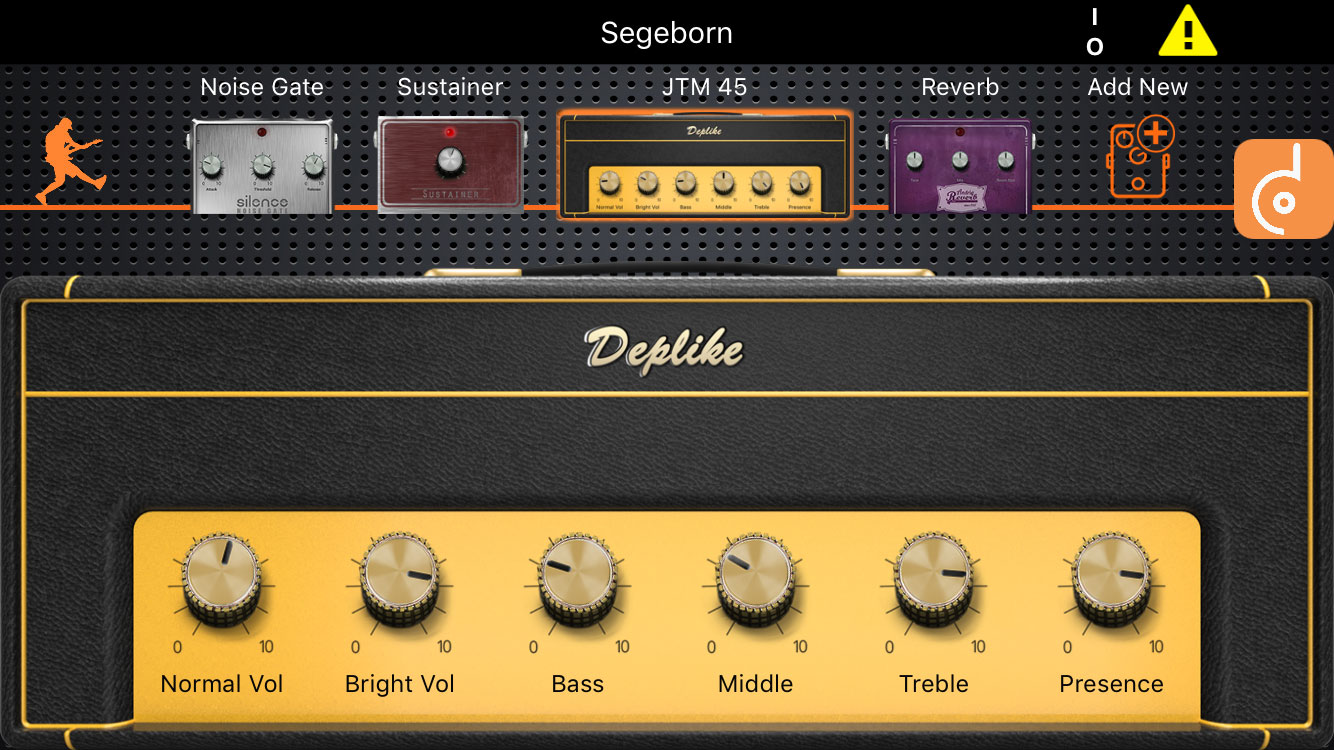 KVR: Deplike Software updates Deplike with new tube amp models