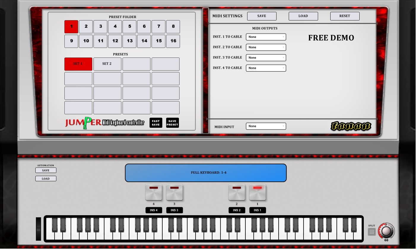 KVR: Fanan team releases Jumper Demo MIDI Utility for Windows