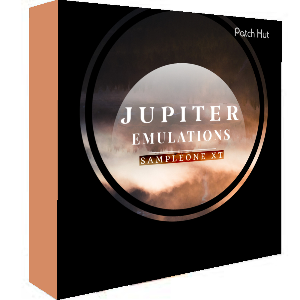 Jupiter Emulations for SampleOneXT