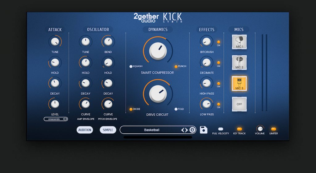 K1CK Synth
