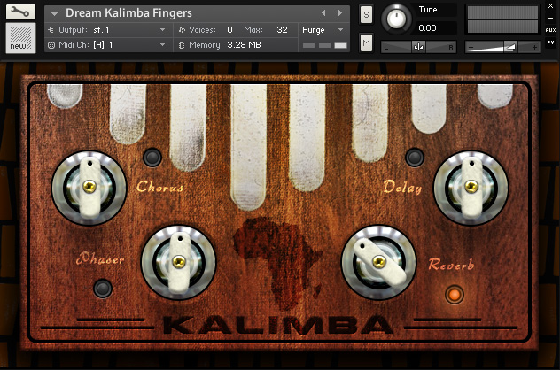 Dream Kalimba