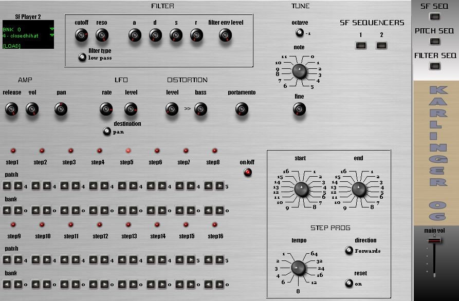 KVR: Karlinger by Water Resist Synths - Synth (Sample Based