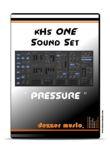 Pressure - Sound Presets for kHs One