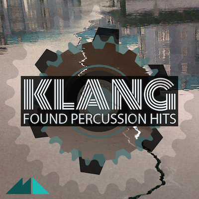 Klang: Found Percussion Hits