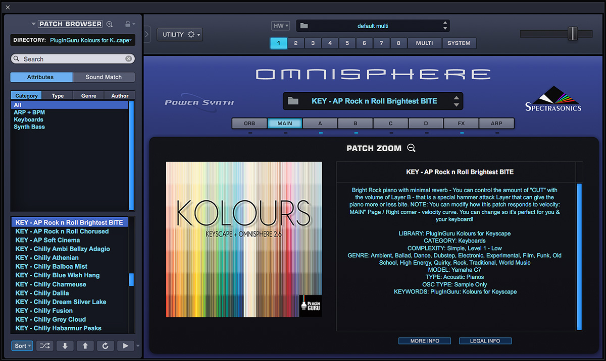 Felsebiyat Dergisi – Popular Omnisphere Keyscape Demo