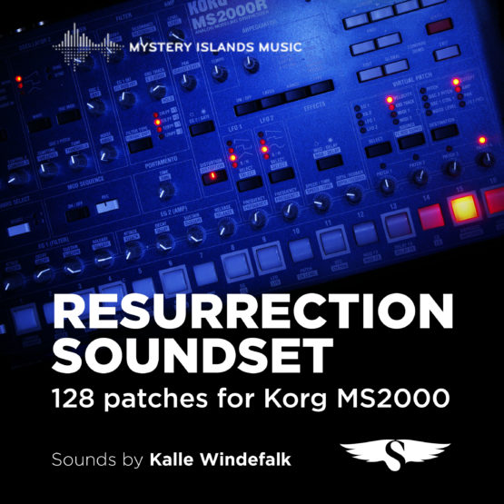 Korg MS2000 Resurrection Soundset