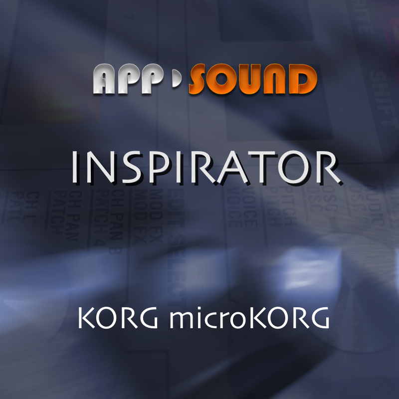 KVR: Inspirator for Korg microKorg (S) by App Sound