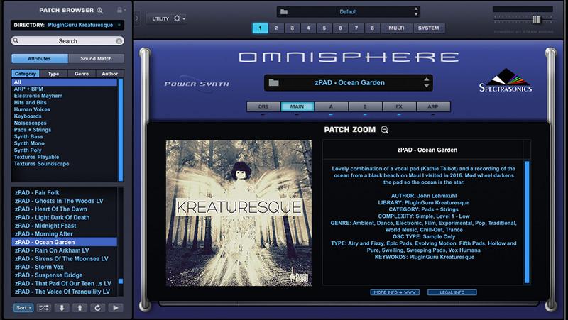 KVR: PlugInGuru releases Kreaturesque - Female Sample