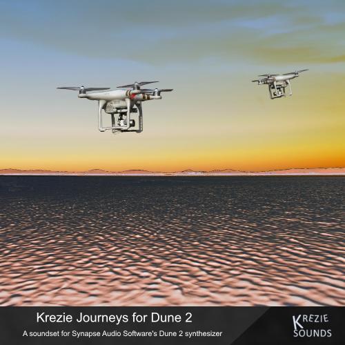 Krezie Journeys for Dune 2