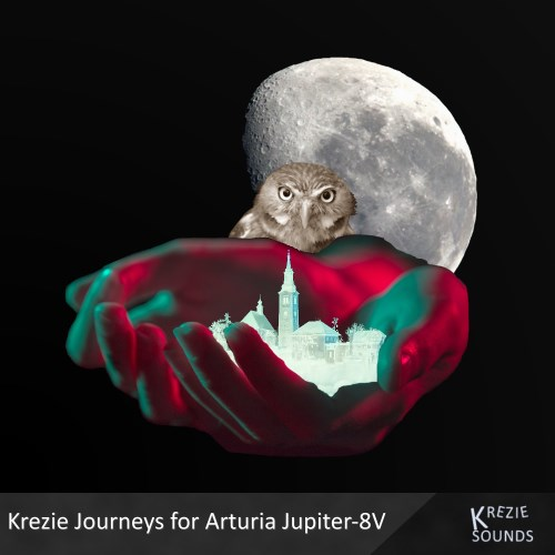 Krezie Journeys for Arturia Jupiter-8V3