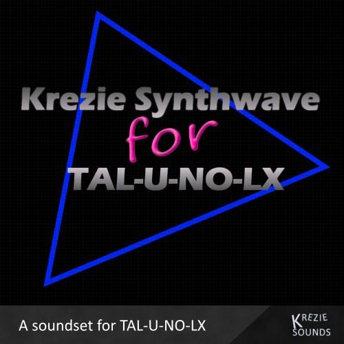 Krezie Synthwave for TAL-U-NO-LX