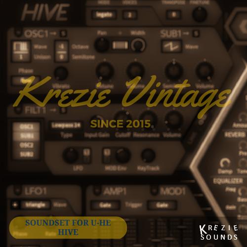 Krezie Vintage for Hive