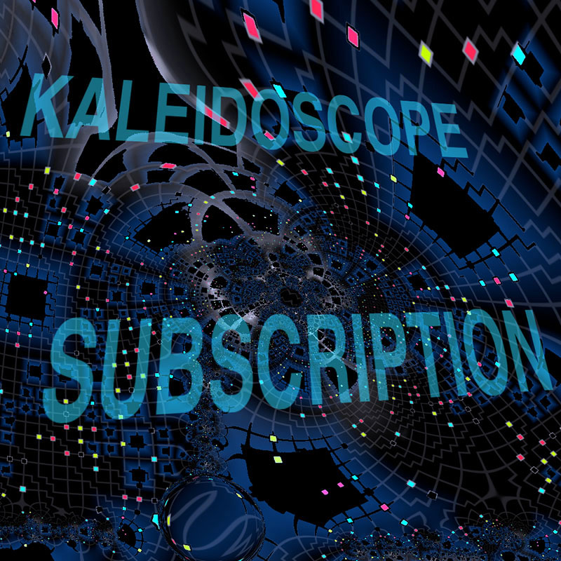 Annual Subscription for Kaleidoscope