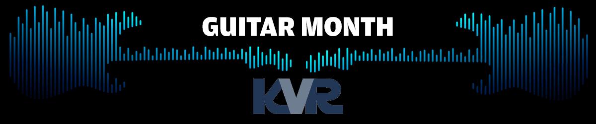 KVR: KVR Guitar Month 2019