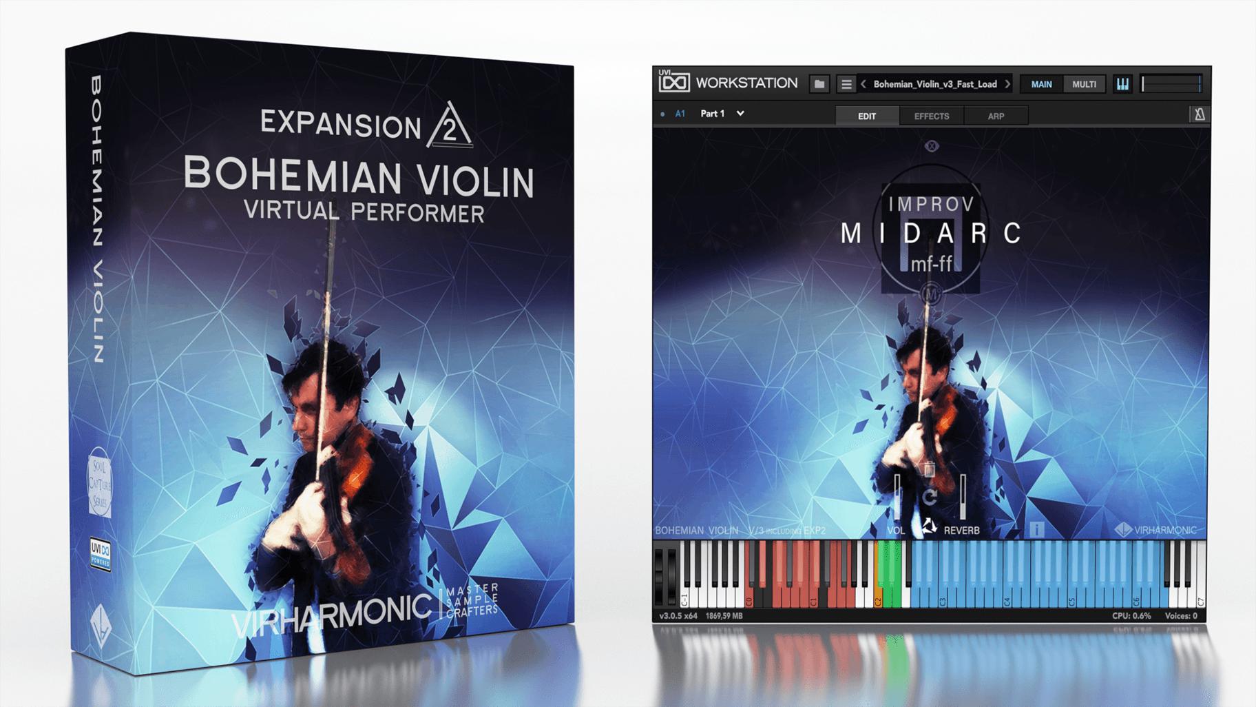 Bohemian Violin Expansion 2