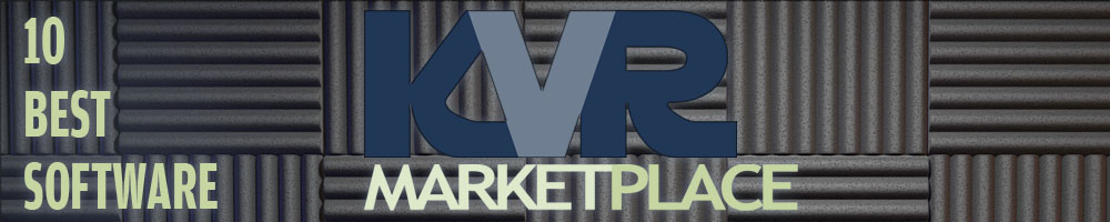 10 Best Audio Software of All Time in the KVR Marketplace