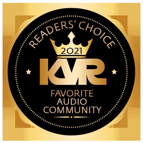 KVR Readers Choice 2021 Badge
