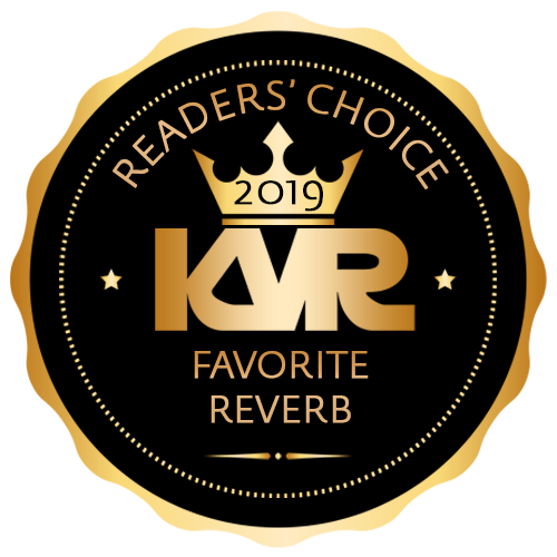 Favorite Reverb Virtual Effect Processor - KVR Audio Readers' Choice Awards 2019