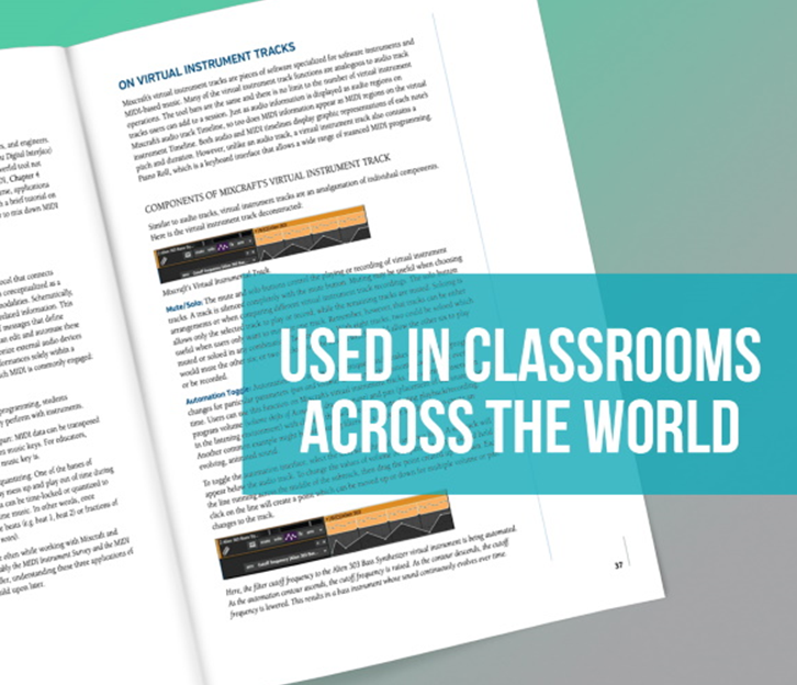 BLOG: Free Mixcraft Teacher's Guide & Lesson Plans During ...