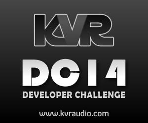 KVR Developer Challenge 2014