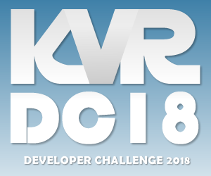 KVR Developer Challenge 2018