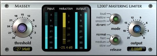 L2007 Mastering Limiter