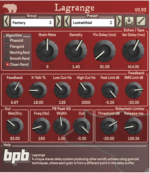 Eventide Blackhole Reverb Flash Sale - Recording, Mixing and