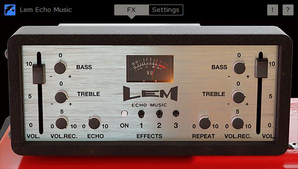 Lem Echo Music