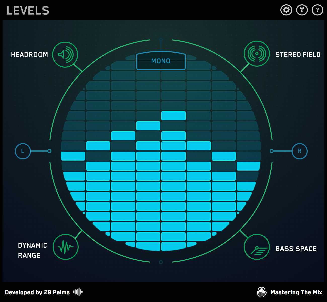 KVR: Levels by Mastering The Mix - Mixing Tool VST Plugin