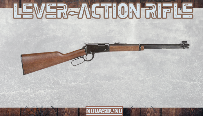 Lever-Action Rifle
