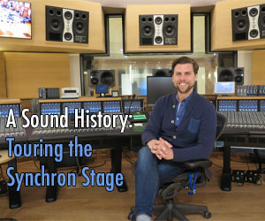 A Sound History – Touring VSL's Synchron Stage