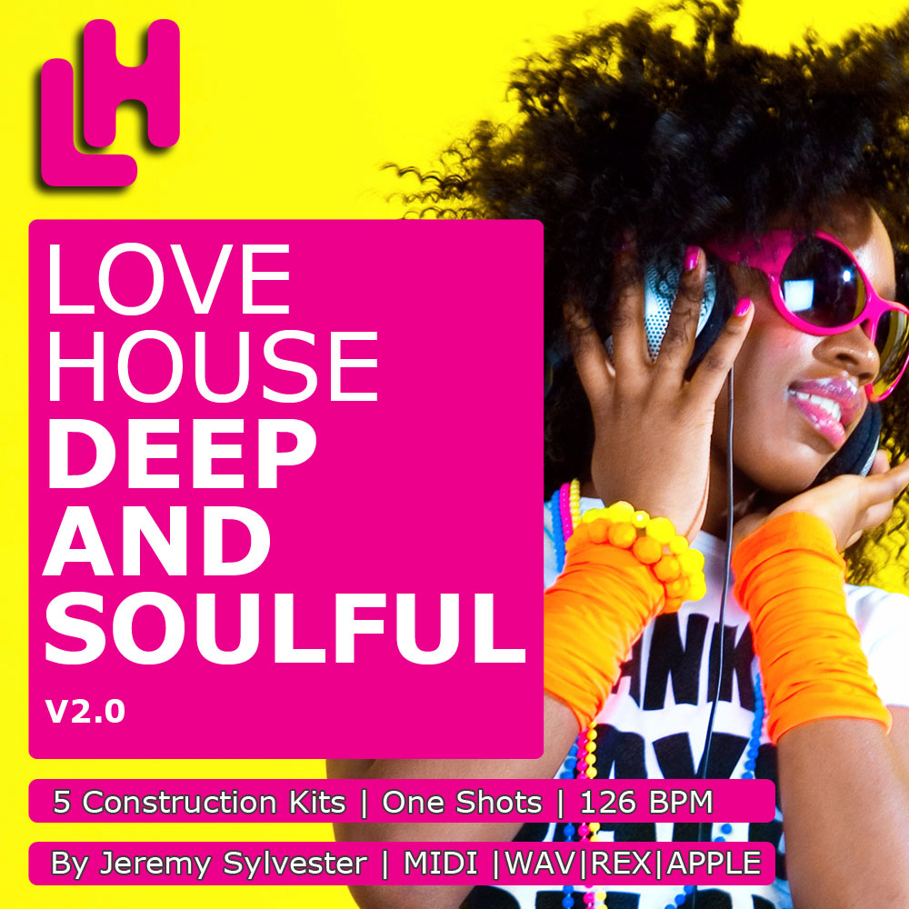 Love House – Deep n Soulful V2.0 Sample Pack