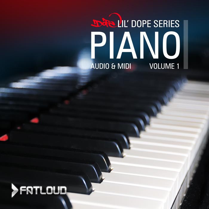 Lil' Dope: Piano Vol.1
