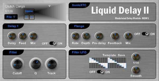 Liquid Delay