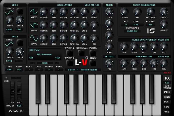 Little-V 4 VST