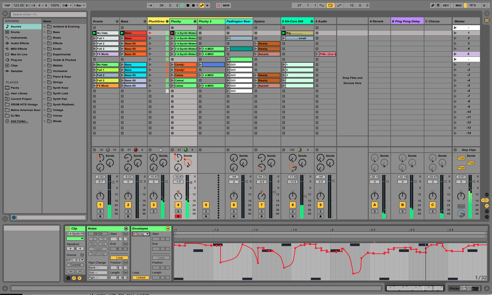 ableton live 9 not playing