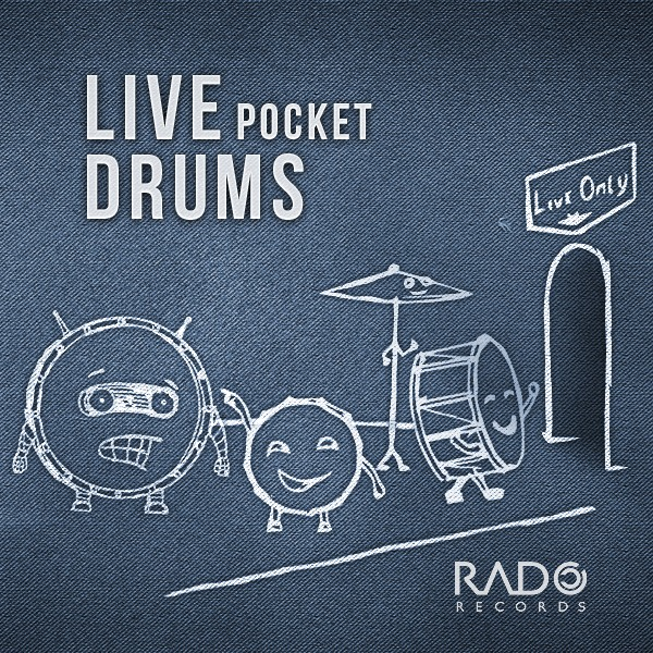 Live Pocket Drums