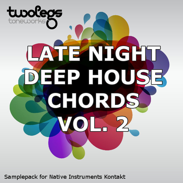 Late Night Deep House Chords Vol. 2